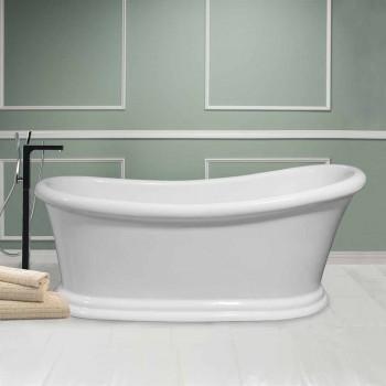 Bath witte moderne vrijstaande Acryl Winter 1710x730 mm