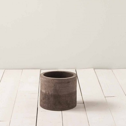 Handgemaakte buitenvaas in klei H 180 cm, Tirrenia - Toscot
