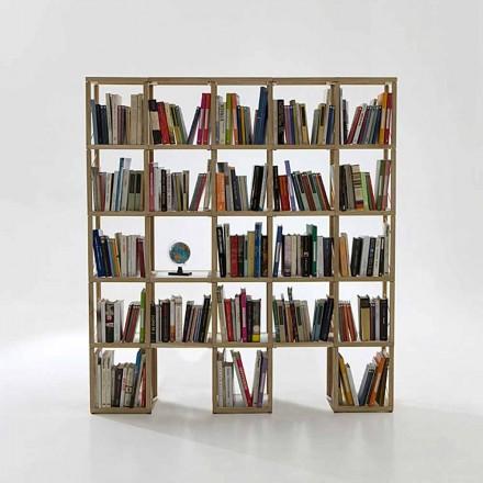 Modern Boekenkast Zia Babel I Castelli 6