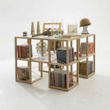 Modern Boekenkast Zia Babel Kastelen 7