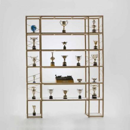 Modern Boekenkast Zia Babel I Castelli 11