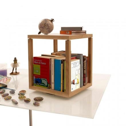 Boekenkast modern design Zia Babel De Trottole