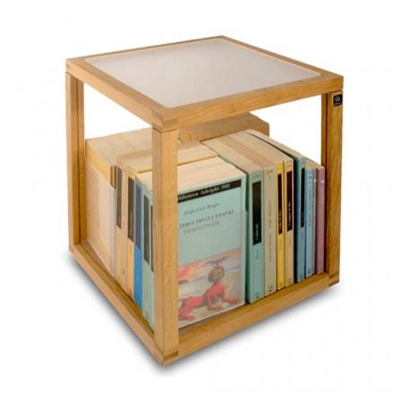 Boekenkast Ontwerp Zia babel De Trottole portalibri