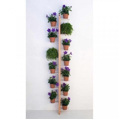 Tante Flora Portavasi van de aarde Vaste Muur